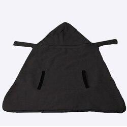 2019 Warm Cape Nursing Infant Baby Carrier Sling Soft Cloak Cover Winter Outdoor Holder Hooded Wrap