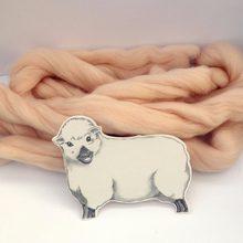 Fibre de laine mérinos rose clair, 50g, 64 lignes, pour bricolage, feutrage à l'aiguille