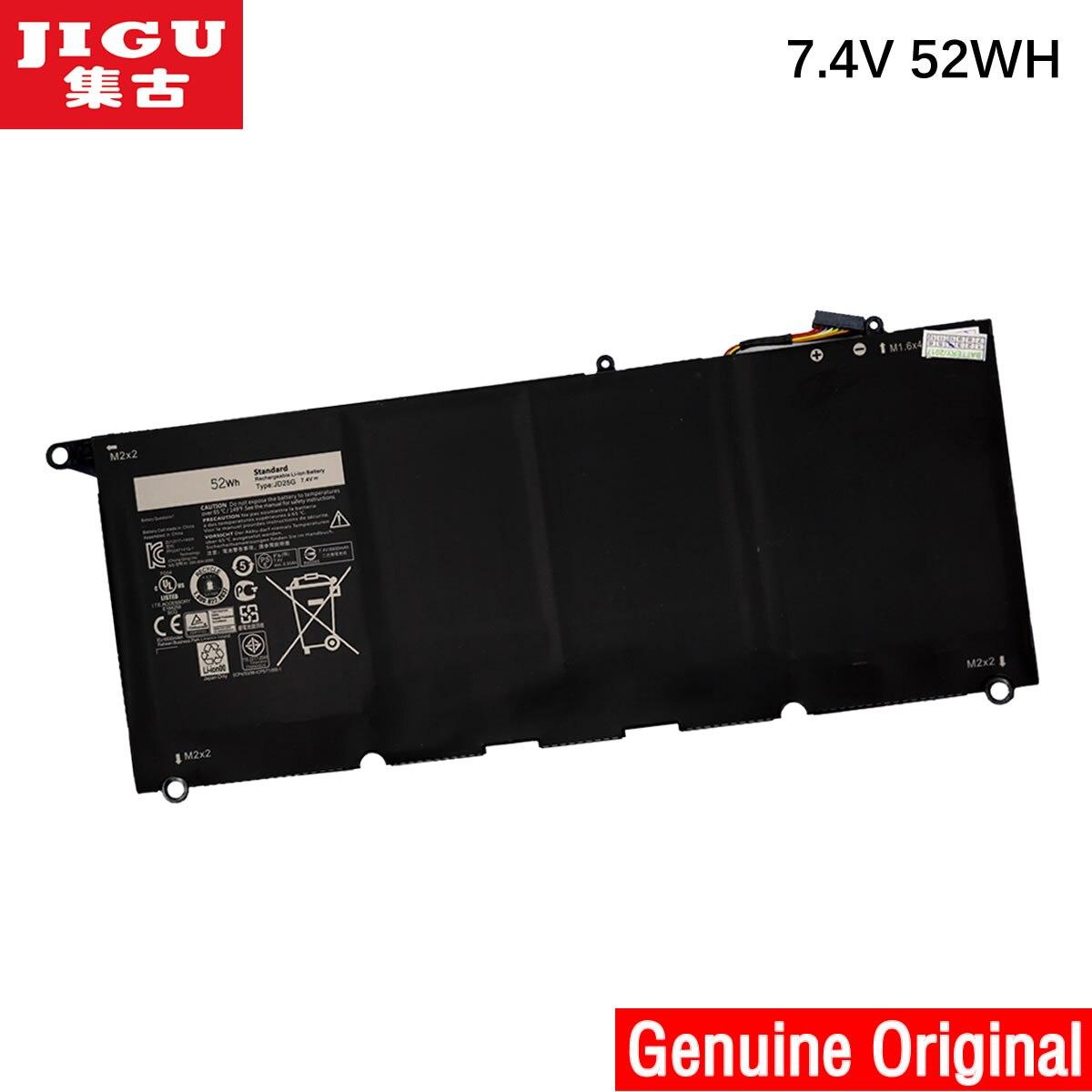 JIGU New Laptop Batteries For 0N7T6,RWT1R,JD25G,XPS 13-9350-D1609,90V7W,XPS 13D-9343,XPS 13-9350-D1808T,7.6V,8 CellJIGU New Laptop Batteries For 0N7T6,RWT1R,JD25G,XPS 13-9350-D1609,90V7W,XPS 13D-9343,XPS 13-9350-D1808T,7.6V,8 Cell