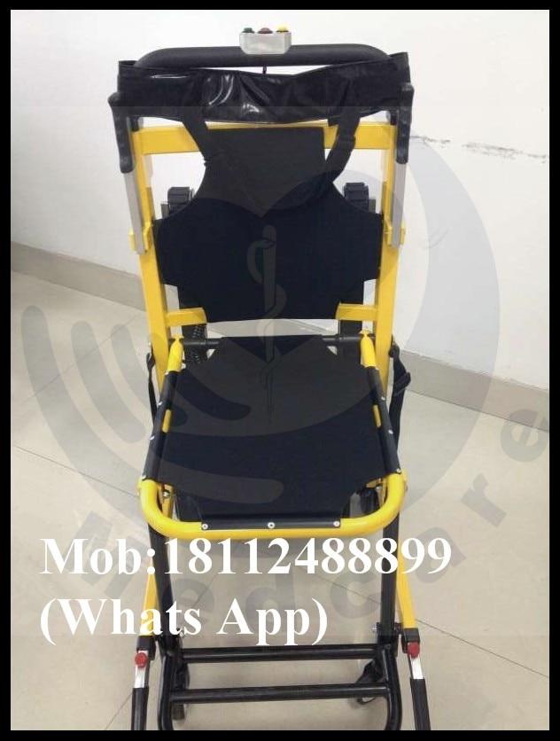 Compra escaleras silla de ruedas online al por mayor de for Sillas para subir y bajar escaleras