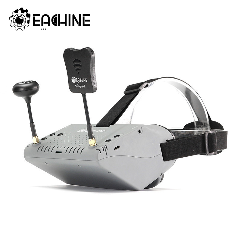 In Stock!Eachine EV900 5.8G 40CH HDMI AR VR FPV Goggles 5 Inch 1920*1080 HD Display Built in Battery-in Parts & Accessories from Toys & Hobbies