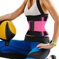 Shaper Do Corpo Da Cintura Neoprene ajustável Quente Trainer Controle Suor Espartilho Perda de Peso Cintas Thermo Cinto Cintura Trimmer para o Estômago