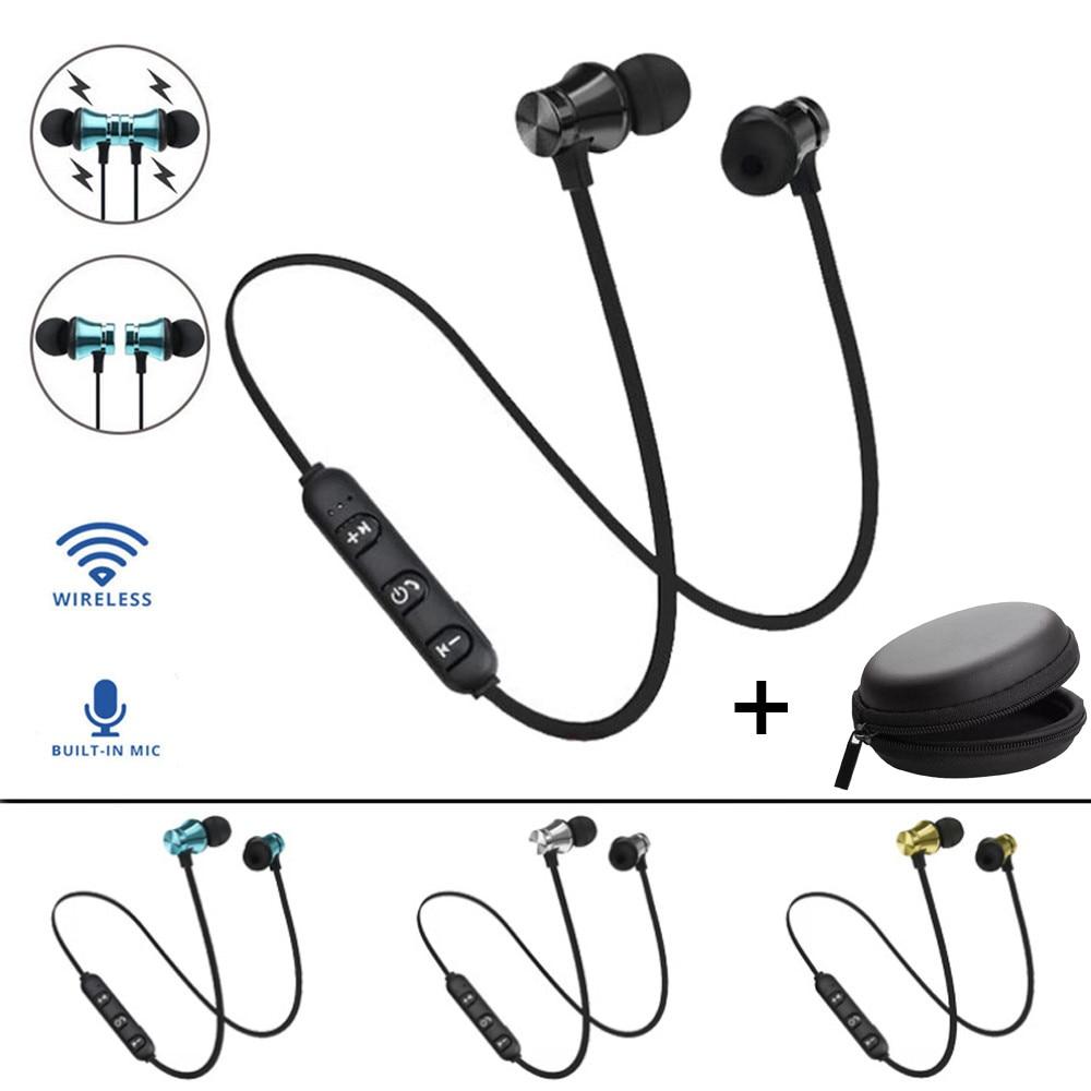 VOBERRY Wireless Bluetooth Headset Headphones Built-in Microphone Bluetooth Headset Bluetooth Headset For Iphone,Samsung