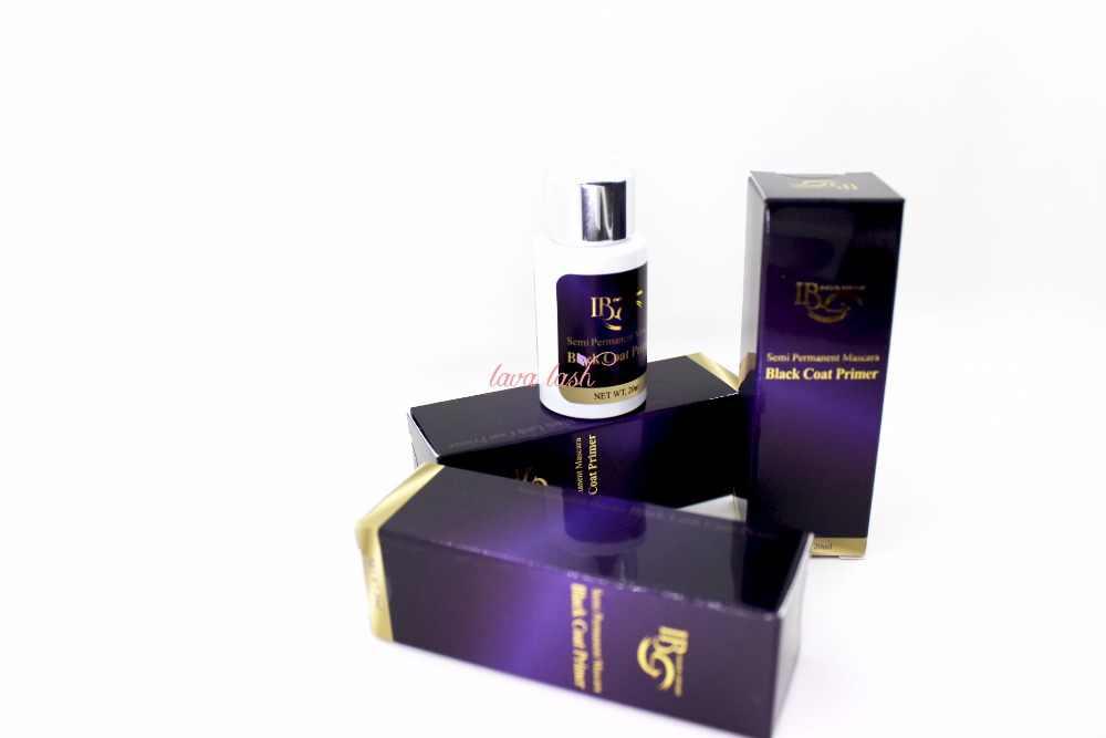 Darmowa wysyłka oryginalny ibeauty indywidualne przedłużanie rzęs Mist Spray podkład 4 butelki IB czarny płaszcz podkład 20 ml