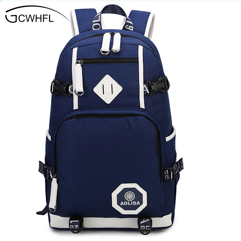 High Quality Brand Design Men Backpack for School Bag Teenagers Boys Laptop Travel Bag Backbag Male Schoolbag Rucksack Mochila automotive halogen lamps tail lights rogue reversing lights brake lights beep sound the alarm lamp