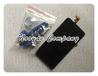 Novaphopat Black Sensor Lcd For Explay 4Game 4 game LCD Display +Touch Screen Digitizer Full Assembly Replacement