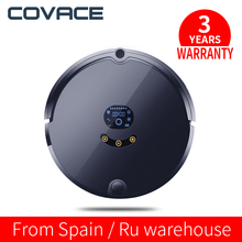 Covace Wireless aspirateur Auto Rechargeable Smart Robot Vacuum Cleaner Wet And Dry mini aspiradora For Home Mop Robot Sweeper