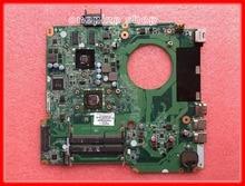734821-501 734821-001 Do HP 15-N DA0U93MB6D0 15z-N Laptop Płyta Główna płyta główna A6 Testowany robocza