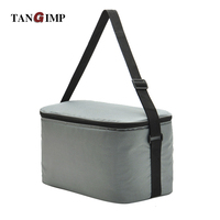 2016 Lancheira Thermo Big Size 18L Lunch Bag Picinic Storage Portable Outdoors Cooler Box Bolsa Almuerzo