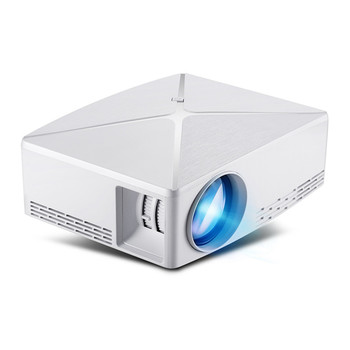 HD Mini Projector Multimedia Projector Android Portable LED Beamer Home Theate
