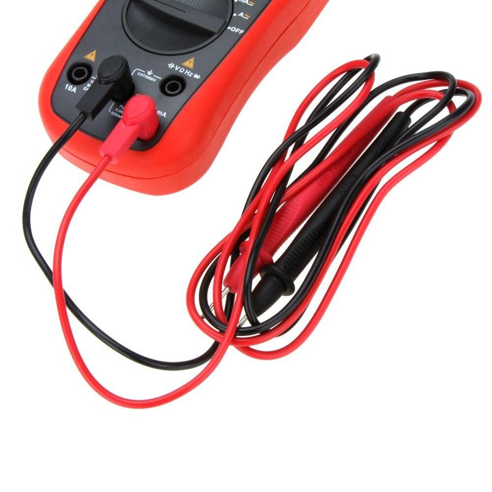 UNI T UT136B digitaalne multimeeter 3999 Count DMM AC DC Voltmeeter - Mõõtevahendid - Foto 6