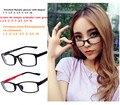 TR90 Terminou Vidros do Olho Óptico óculos Quadros Com Lente Miopia Para Mulheres Homens Estudante Pequeno Quadro Óculos de Grau óculo (-1.0to-4.0)