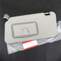 Sun visor with glass mirror sun visor left side of the driver for Suzuki Swift 2006 2016 splash 2011 84802 63J51