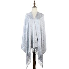 woven shawl pashmina india fashion mujer capes jacquard hijabs spring kashmir paisley hijab femme muffler stole wraps tippets