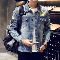 האביב החדש 2016 קט הג 'ינס של גברים בגדי אופנה נאות, קידום דיסקונט