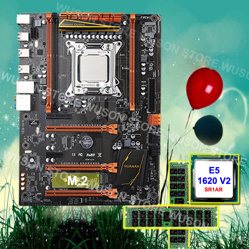 Trustworthy PC hardware supplier HUANAN ZHI Deluxe X79 motherboard processor Xeon E5 1620 V2 3.7GHz RAM 16G(2*8G) DDR3 1600 RECCTrustworthy PC hardware supplier HUANAN ZHI Deluxe X79 motherboard processor Xeon E5 1620 V2 3.7GHz RAM 16G(2*8G) DDR3 1600 RECC