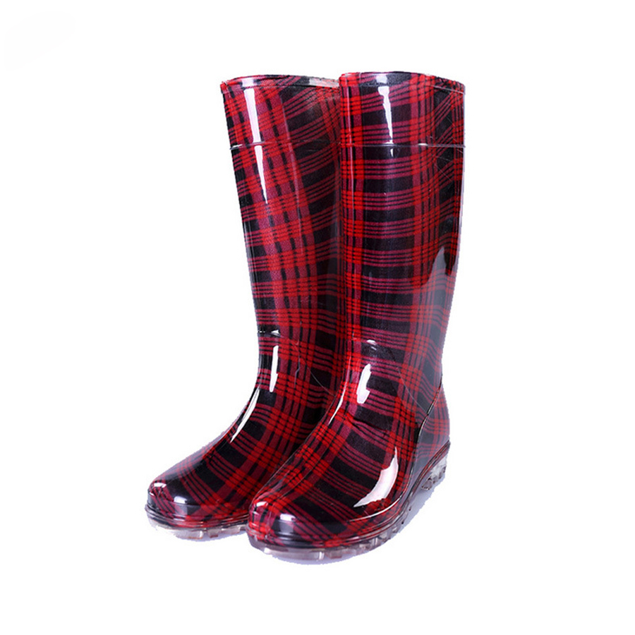 Popular Plastic Rain Boots-Buy Cheap Plastic Rain Boots lots from ...