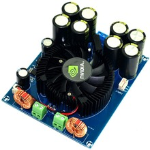 Assembled TDA8954 210W +210W 2.0 TDA8954TH Class D Digital Power Amplifier Board w/ Fan Cooling) YJ ar 210w page 2