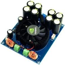 цены Assembled TDA8954 210W +210W 2.0 TDA8954TH Class D Digital Power Amplifier Board w/ Fan Cooling) YJ