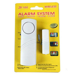 Porta Janela Sem Fio do Alarme Com Sensor Magnético Janela Da Porta de Entrada do Assaltante Anti Ladrão Dispositivo de Alarme Home Sistema de Segurança Por Atacado