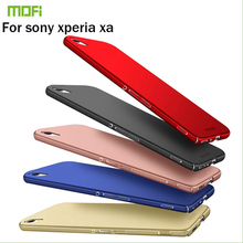 For sony xperia xa Cover Case Original MOFI Hard Case For sony xperia xa Cover Hight Quality Phone Shell For sony xperia xa ainy защитное стекло 0 33мм sony xperia xa full screen cover черное