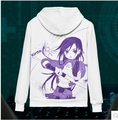 New Sword art online krito Asuna Cosplay Costume jacket bullet of bullets 100% cotton hoodie