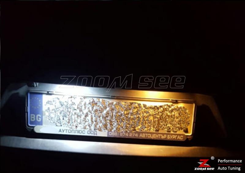 ZOOMSEEZ 22 шт. лампа номерного знака для Opel для Insignia для салона седана универсал хэтчбек спортивные светодиодные лампы внутреннего освещения комплект(08-16