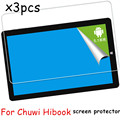 with Tracking  3pcs/lot For Chuwi Hibook /hibook pro High Clear Screen protector,high clear screen protective film cover