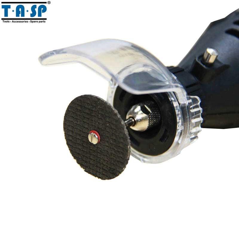 TASP 50pcs Disco di taglio rinforzato in fibra di vetro Set di mole - Utensili abrasivi - Fotografia 4