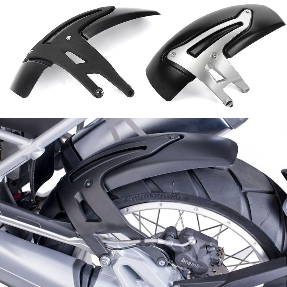 Garde-boue arrière noir argent moto pour BMW R1200GS garde-boue garde-boue pour BMW R 1200 GS LC Adventure 2013-2018