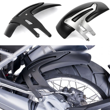 Motorcycle Black Silver Rear Fender For BMW R1200GS Wheel Hugger Mudguard Splash Guard For BMW R 1200 GS LC Adventure 2013-2018 цена 2017