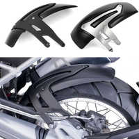 Motorcycle Black Silver Rear Fender For BMW R1200GS Wheel Hugger Mudguard Splash Guard For BMW R 1200 GS LC Adventure 2013-2018