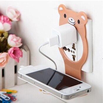 Soporte de pared para el móvil