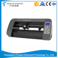 High precision mini vinyl cutting plotter TH330L with contour cutting(With Flexi 10 software)