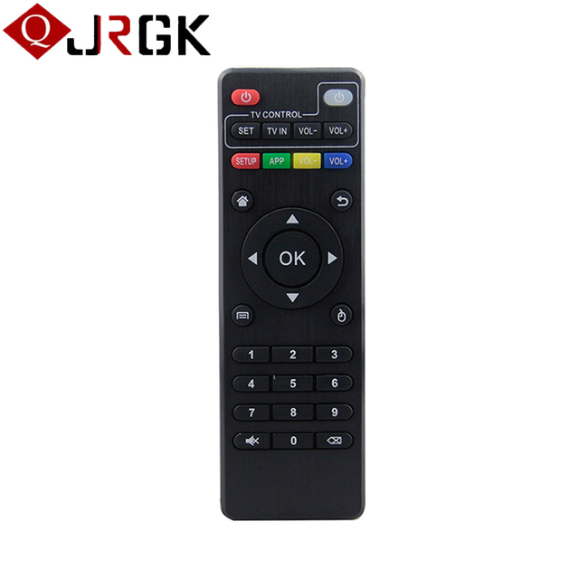 Hot Sale IR Remote Control for M8N/M8C/M8S/M10/M12/MXQ Smart Android TV Box Spare Replacement controle remoto