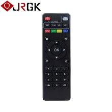 מכירה לוהטת Ir שלט רחוק עבור M8N/M8C/M8S/M10/M12/mxq החכם אנדרואיד הטלוויזיה BOX חילוף החלפת controle remoto