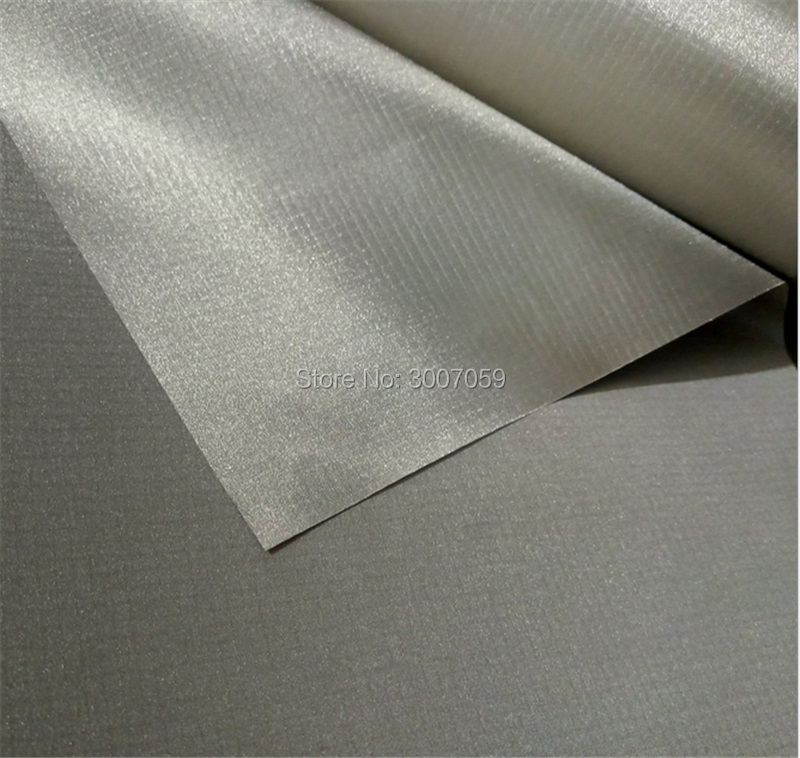 Nickel Copper RFID Blocking fabric EMF shielding material thermal Conductive cloth