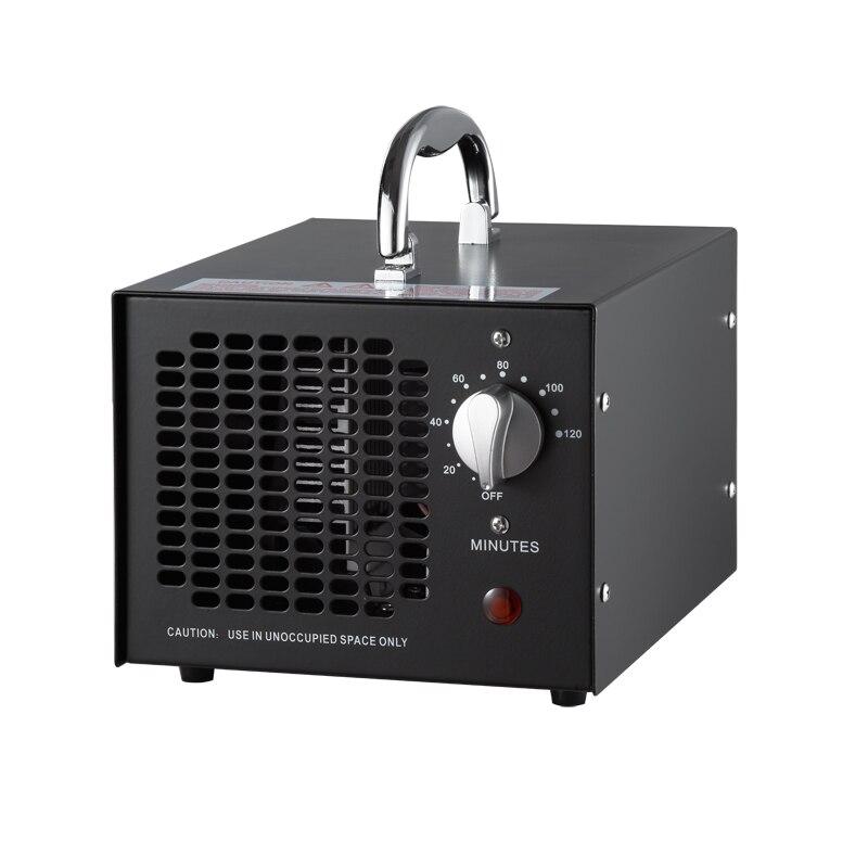 Ozone Generator Air Purifier 55W Odor Smoke Ozone Air Purifier Cleaner Generator Portable Fresh Clean Air Home Office HE-150