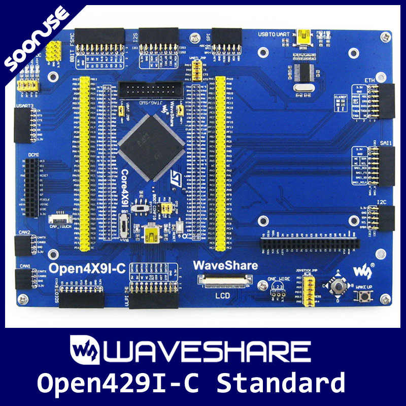 Detail Feedback Questions about Waveshare Open429I C Standard STM32