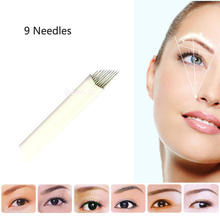 Tattoo Eyebrow Makeup Sterilized