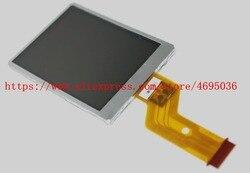 Nowy ekran LCD naprawa części do Nikon S200 aparat cyfrowy z podświetleniem|Wyświetlacze LCD do aparatu|Elektronika użytkowa -