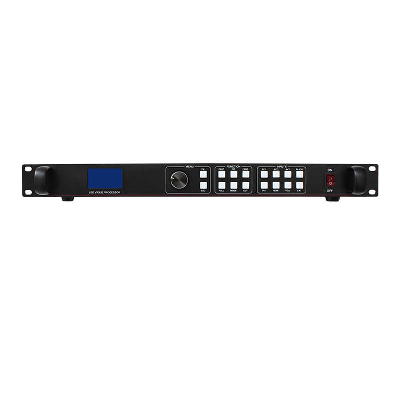 display led wifi mobile controller led business advertising video screen  led video processor for events and advertising usage