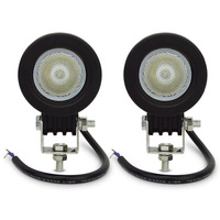 2 Pcs Best Excavator Treedozer Road Roller Led Work Lights Flood Spot Combo Beam Led Work
