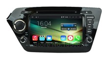 Android 5.1 Car DVD Player for KIA K2 RIO 2011 2012 with BT Wifi GPS Radio