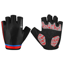 2016 brand  new bike half refers to the mountain bike gear bike riding gloves sports suspension for men and women цена 2017