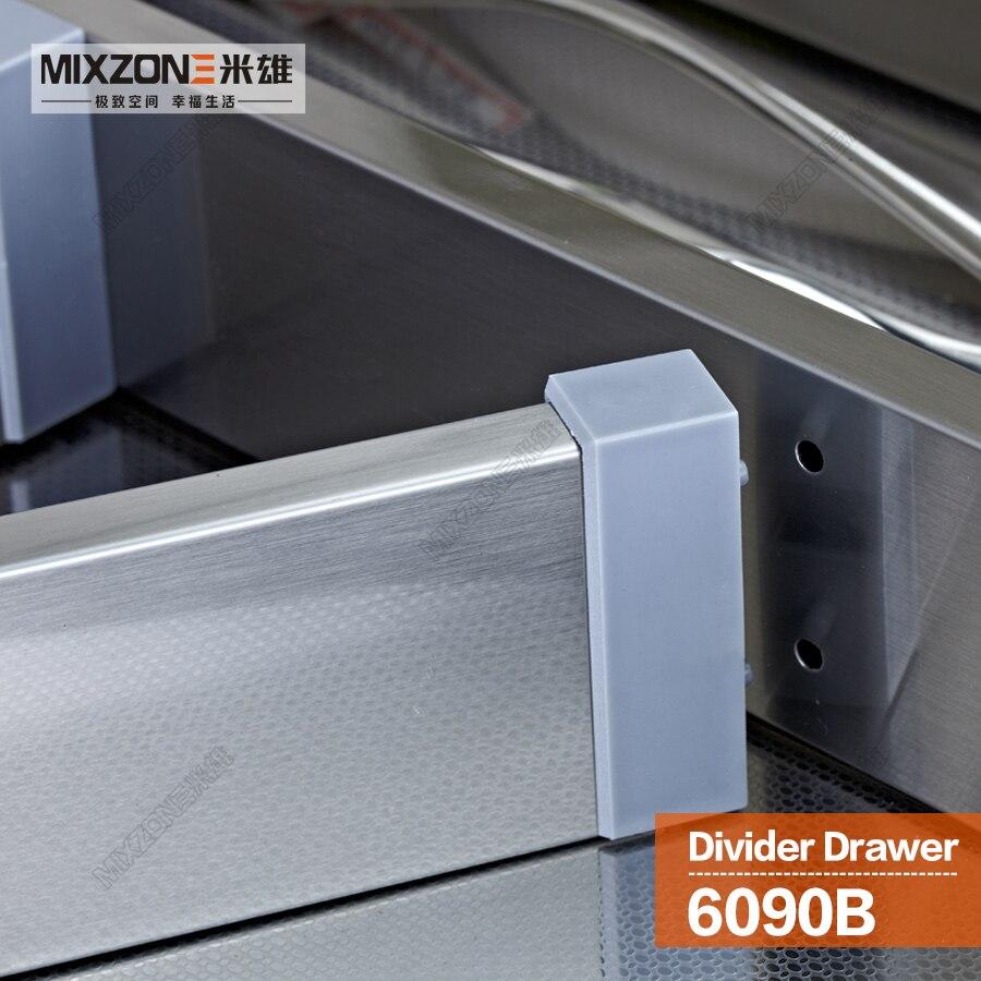 Kitchen Cabinet Cutlery Tray Utensil Divider Sets Organizer with ...