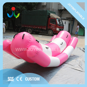 Inflatable Swwsaw Water Amusem