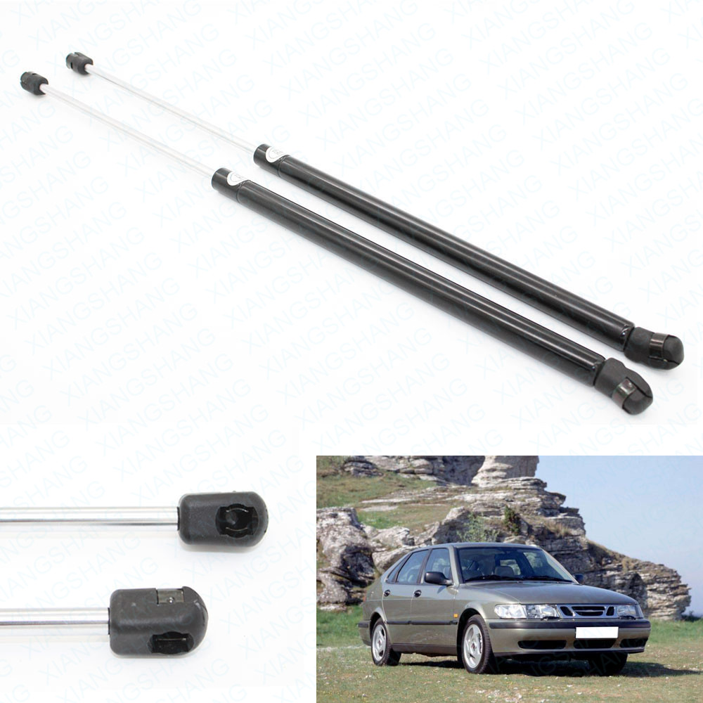 Brand New Volvo 940 960 S90 Trunk Lid Lift Strut Struts Support Supports SET 2pc