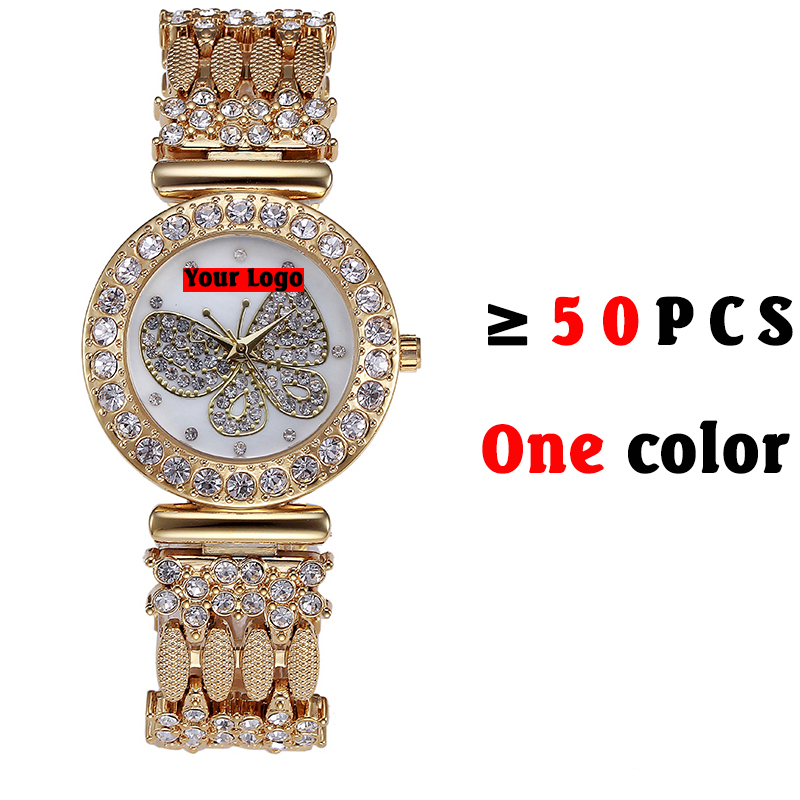 Type 2030 Custom Watch Over 50 Pcs Min Order One Color( The Bigger Amount, The Cheaper Total )