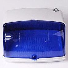 Профессиональный AC 110-240V несколько инструментов для ногтей УФ стерилизатор машина маникюрный очиститель Коробка Стерилизация дезинфицирующее Оборудование для ногтей